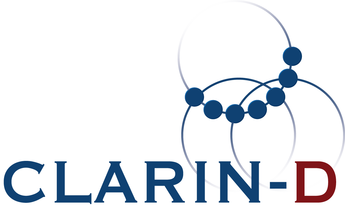 Link to our CLARIN corpora portal